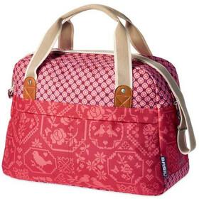 Basil Bohème-Carry Gepäckträger Tasche 18l vintage red